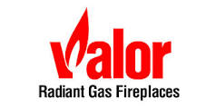 Valor Radiant Gas Fireplaces - logo
